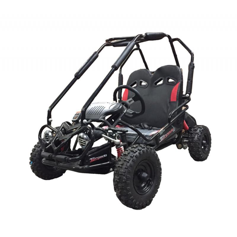 Hammerhead™ Torpedo 'SE' Kids Off Road Buggy - Black