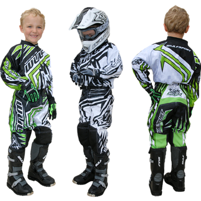 Kids & Adults Motocross MX Helmets, Clothing & Safety Gear