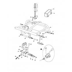 INNER SPACER/COLLAR. Rear Swing Arm/Engine Mount