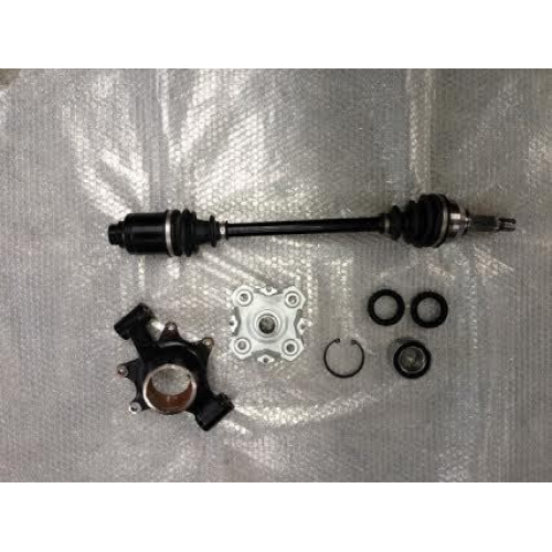 New Style Drive Shaft Kit LEFT (Drivers Side)