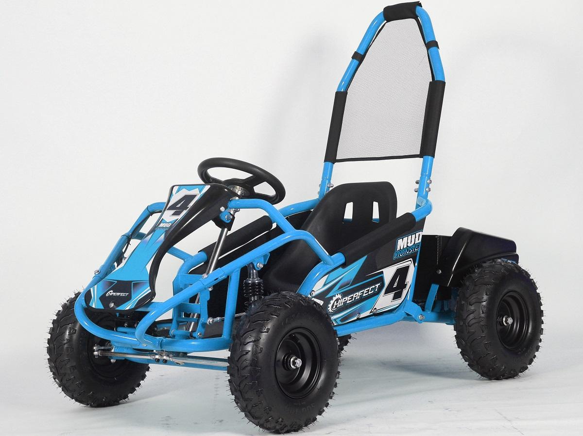 Kids 1000w Mud Monster Electric Go Kart