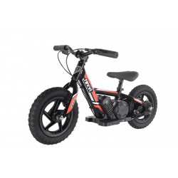 Kids 100w Electric Balance Bike - Revvi Twelve - Orange