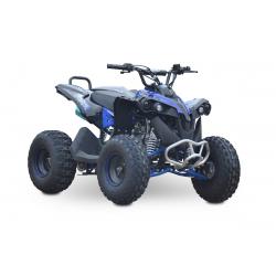 Kids 125cc Renegade Fully Auto Quad Bike - Blue