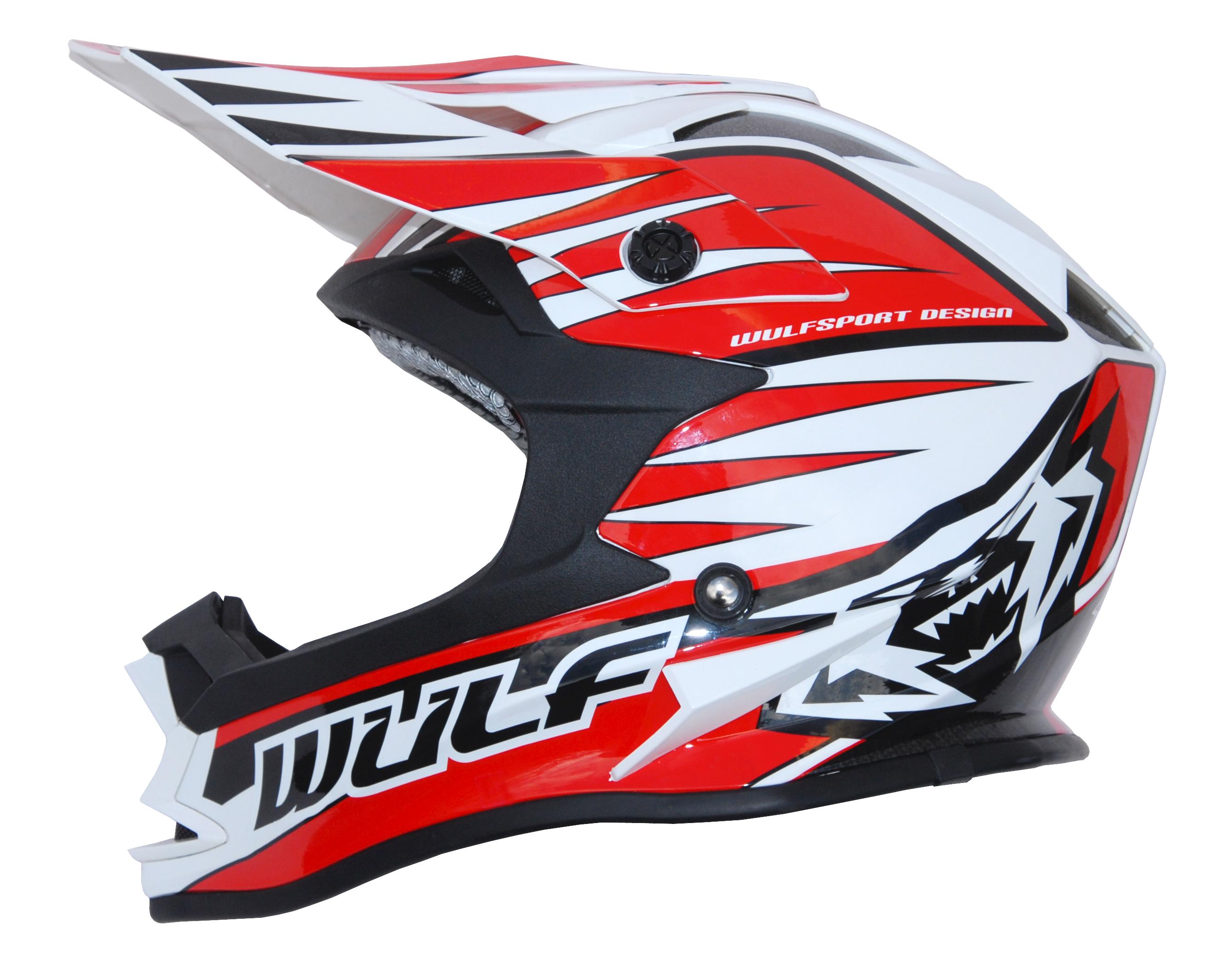 Kids MX Helmets & Goggles