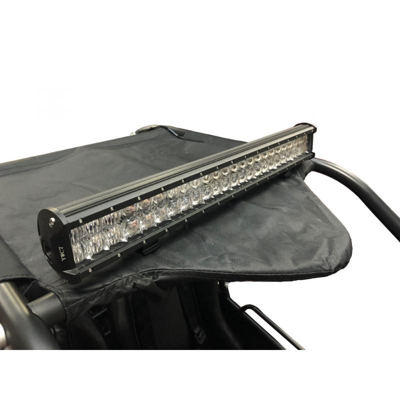 LED Light Bar With Flood & Spot Lights