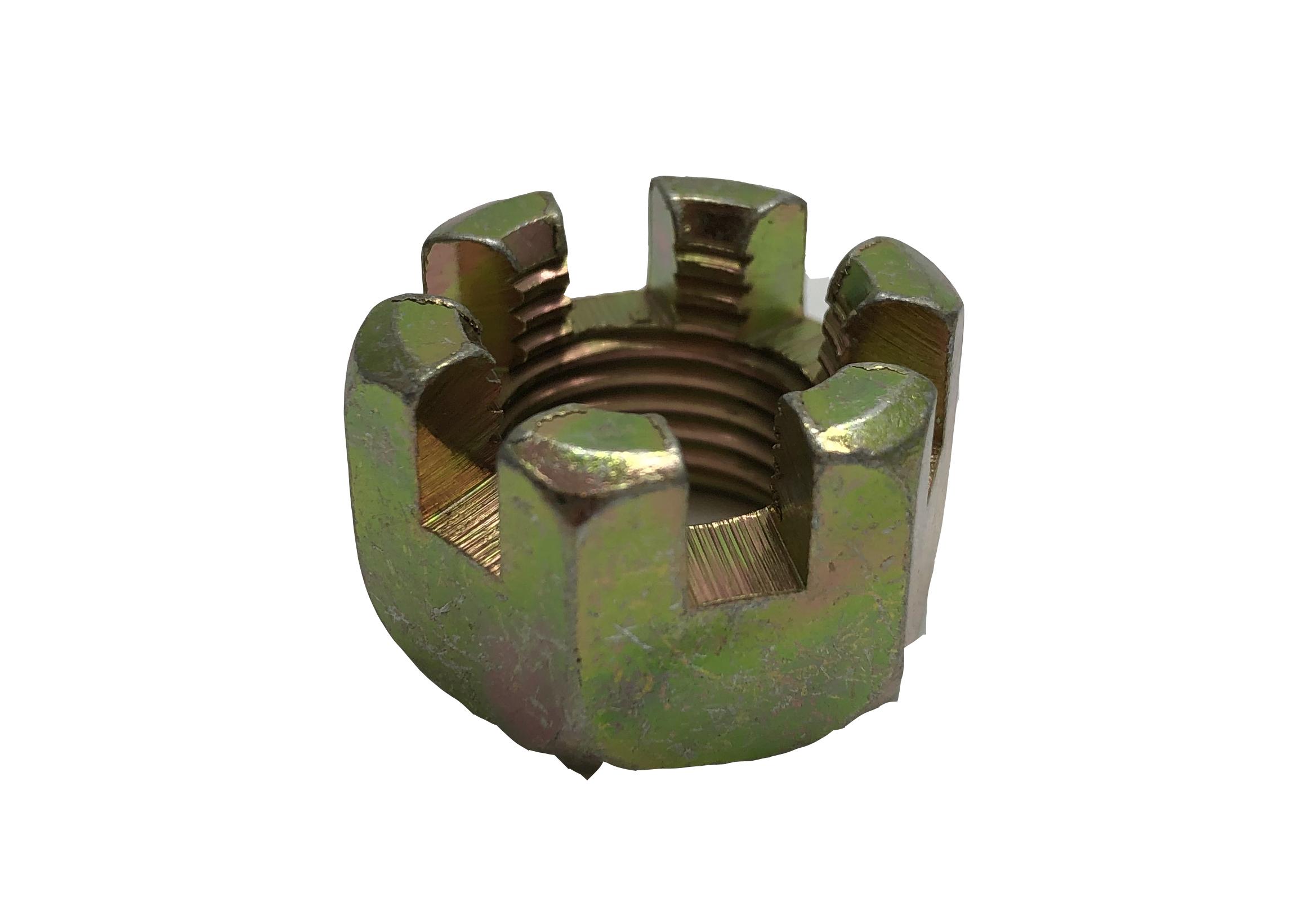 M16 Rear Axle Castle Nut