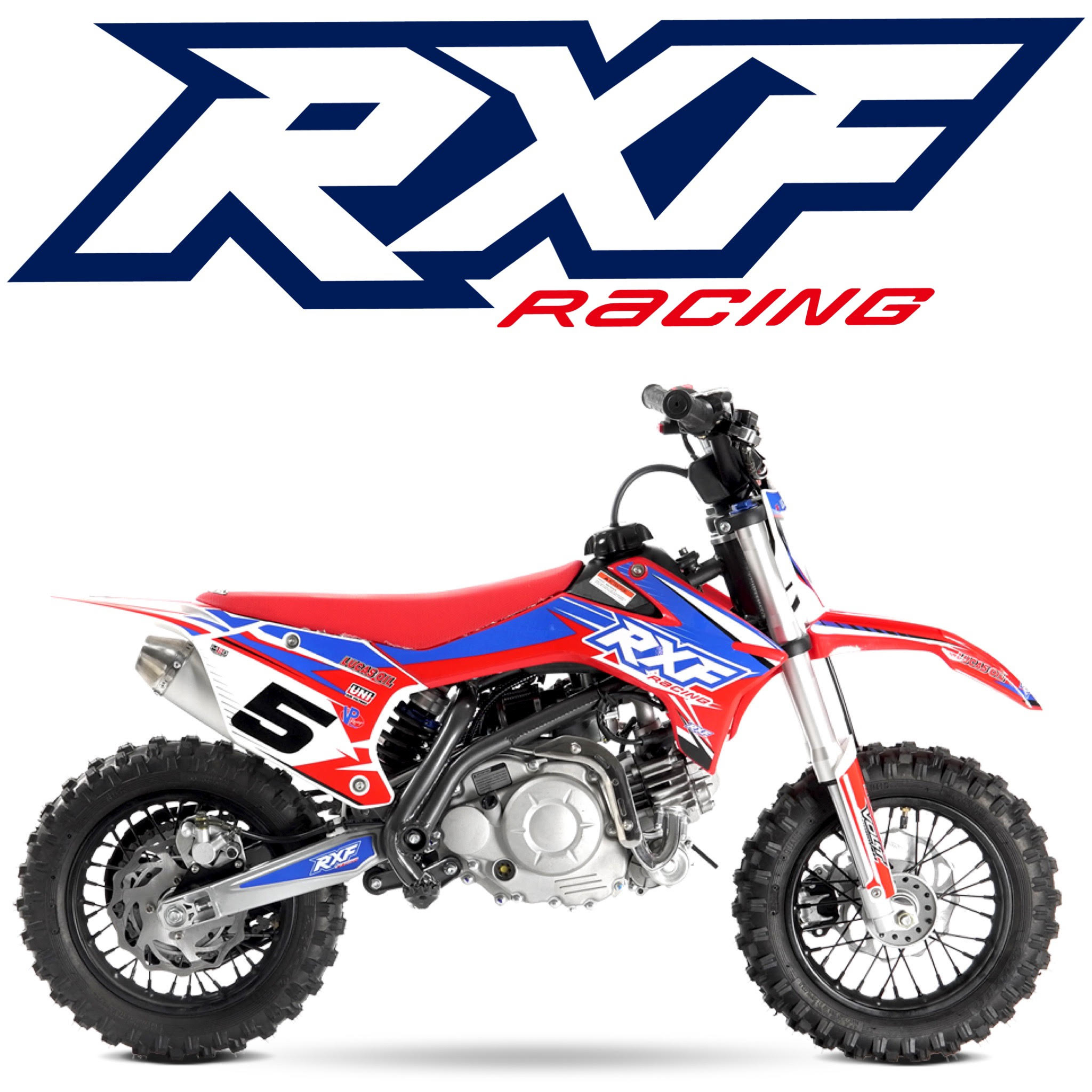 RXF Racing™ Motorcycles