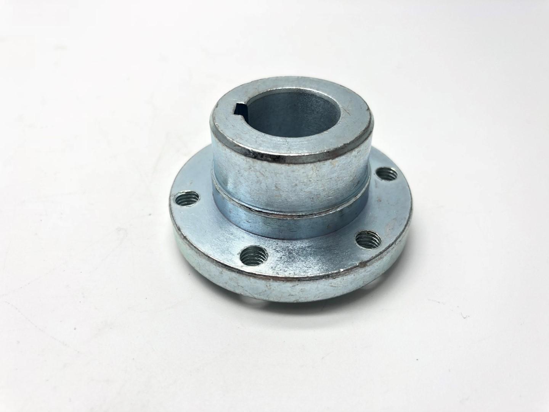 Mounting block-brake disc