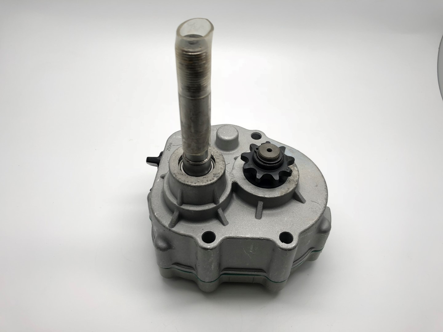 Mudhead 208R Complete Reverse Assembly