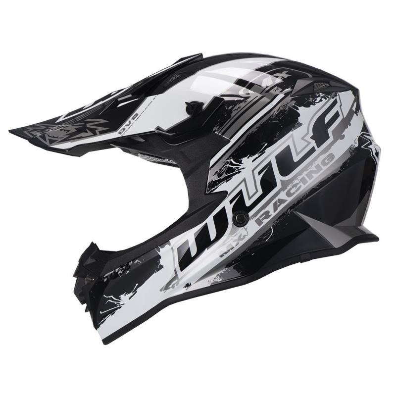 New 2021 Wulfsport Adults Off Road Pro Helmet - Black