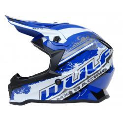 New 2021 Wulfsport Kids Off Road Pro Helmet - Blue