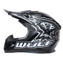 New Wulfsport Cub Flite-Xtra Helmet - Black