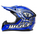 New Wulfsport Cub Flite-Xtra Helmet - Blue
