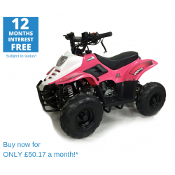 ORION MIKRO 70cc KIDS QUAD - PINK