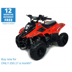 ORION MIKRO 70cc KIDS QUAD - RED