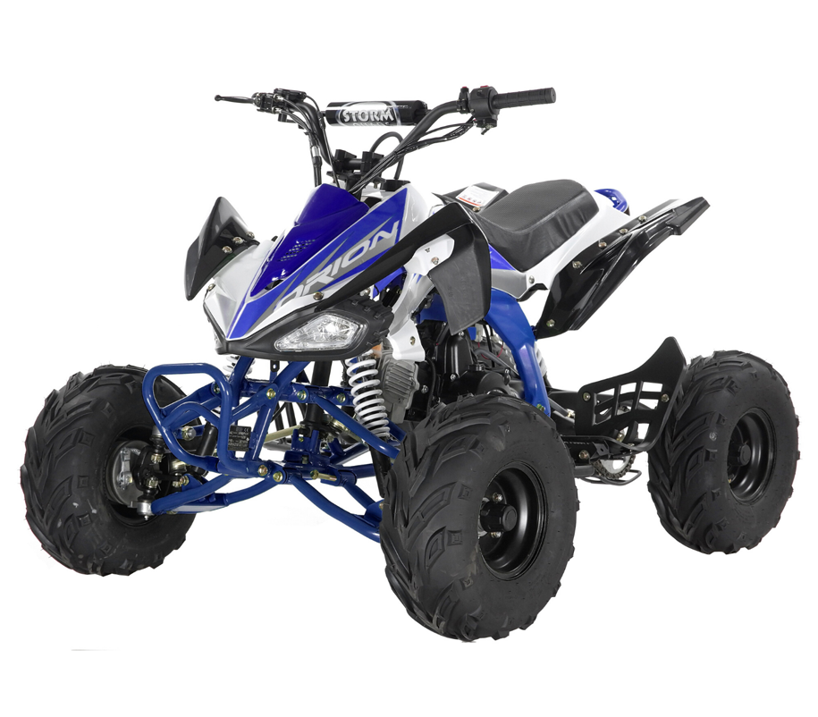 PANTHER 110cc KIDS QUAD BIKE - BLUE