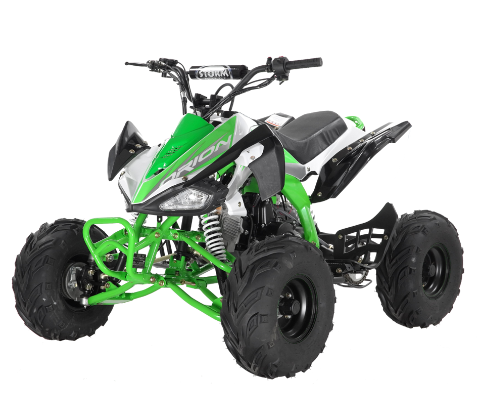 PANTHER 110cc KIDS QUAD BIKE - GREEN