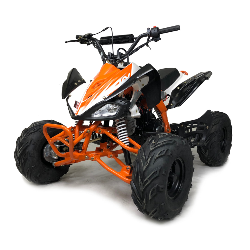 PANTHER 110cc KIDS QUAD BIKE - ORANGE