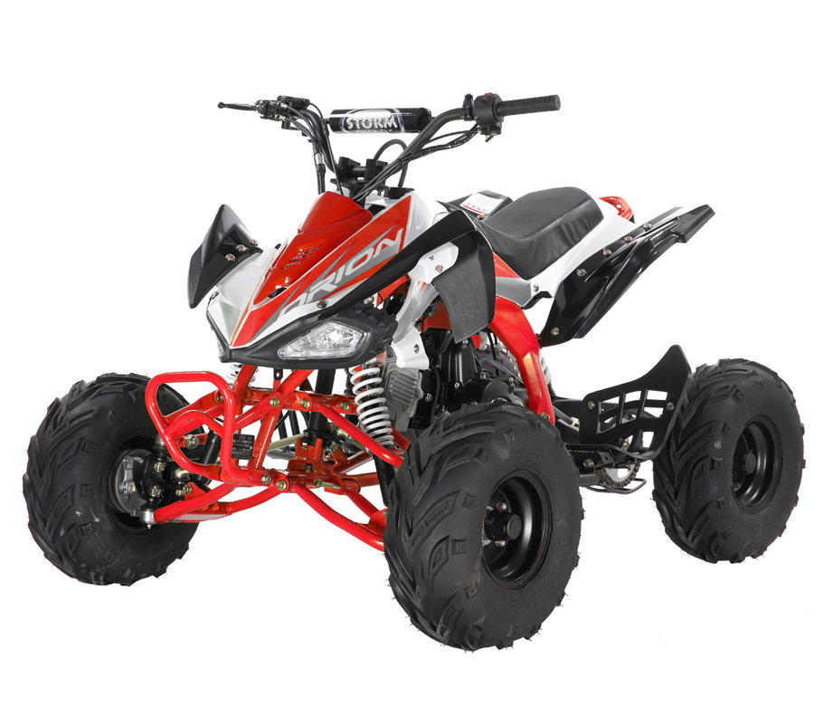 PANTHER 110cc KIDS QUAD BIKE - RED