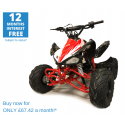 ORION PANTHER 110cc KIDS QUAD BIKE - RED