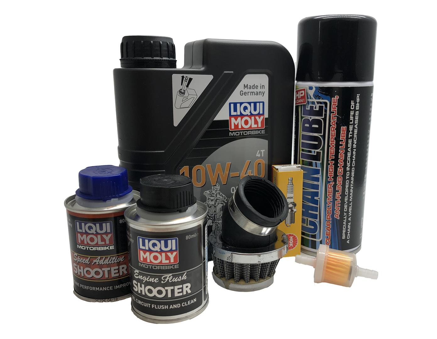 Orion Sniper 120cc / 125cc Quad Servicing Kit