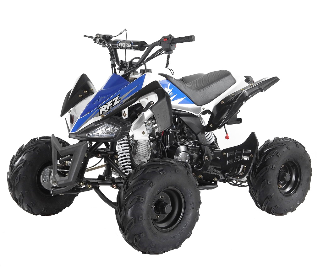 PANTHER 110cc KIDS QUAD BIKE - BLUE - 2021