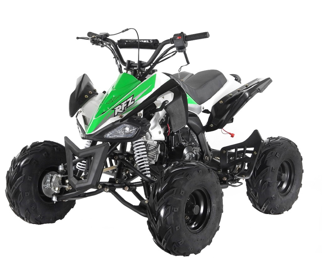 PANTHER 110cc KIDS QUAD BIKE - GREEN - 2021