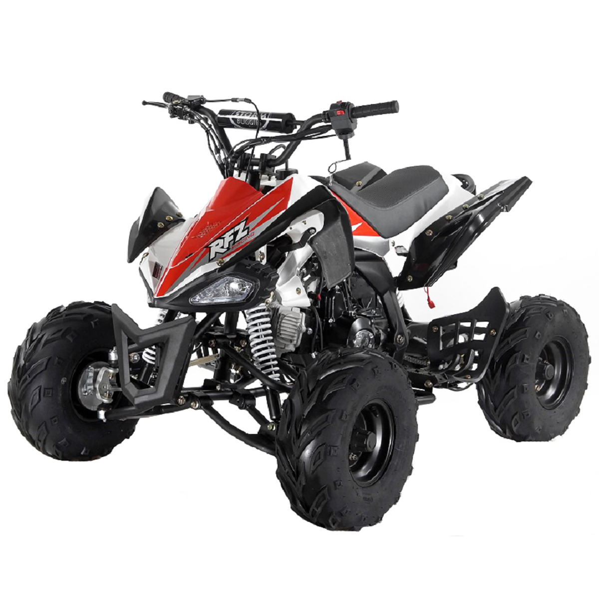 PANTHER 110cc KIDS QUAD BIKE - RED - 2021