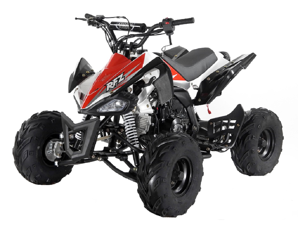 PANTHER 110cc KIDS QUAD BIKE - RED - 2021