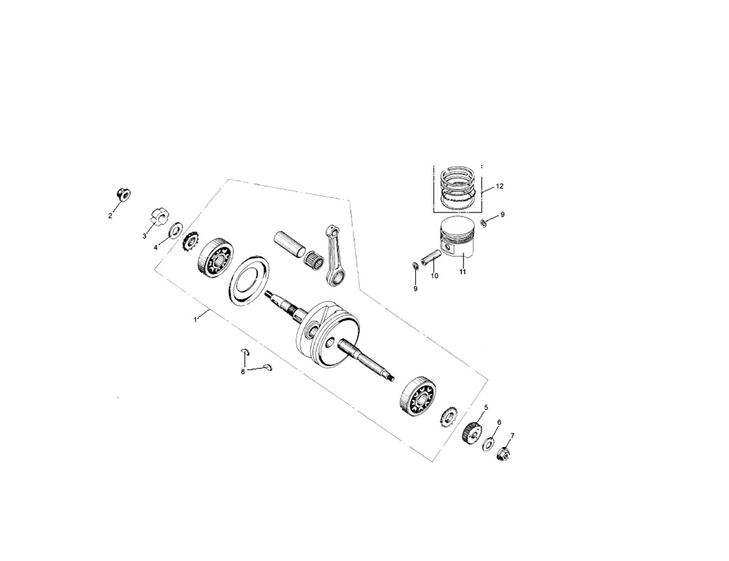 Piston & Connecting Rod
