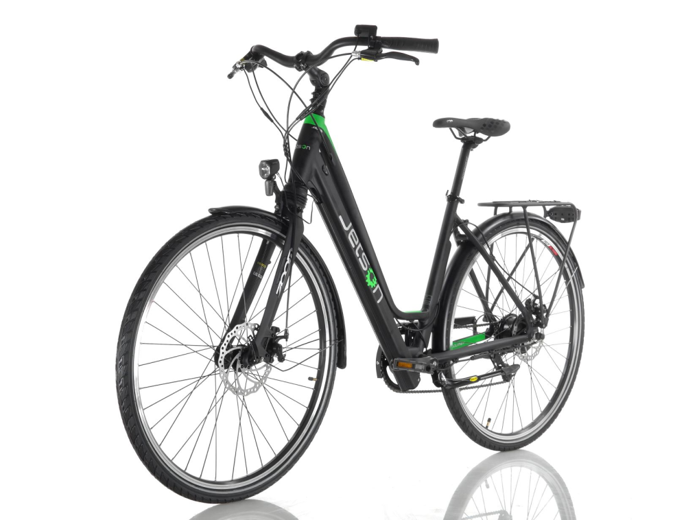 Pluto C1 Jetson Electric Bicycle On Sale