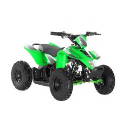 Puma 1000w Kids Electric Mini Quad - Fully Assembled & Tested - Green