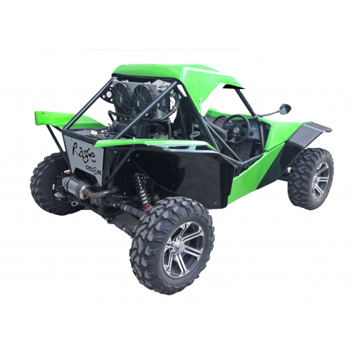 Rage 'Cyclone' Off Road Buggy - 70hp Automatic Transmission