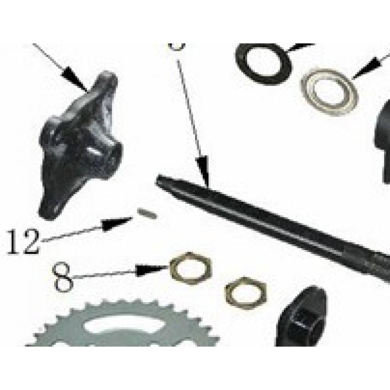 Diagram  Coolster 125cc Dirt Bike Engine Diagram