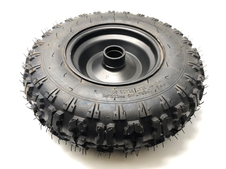 Front Rim & Tyre