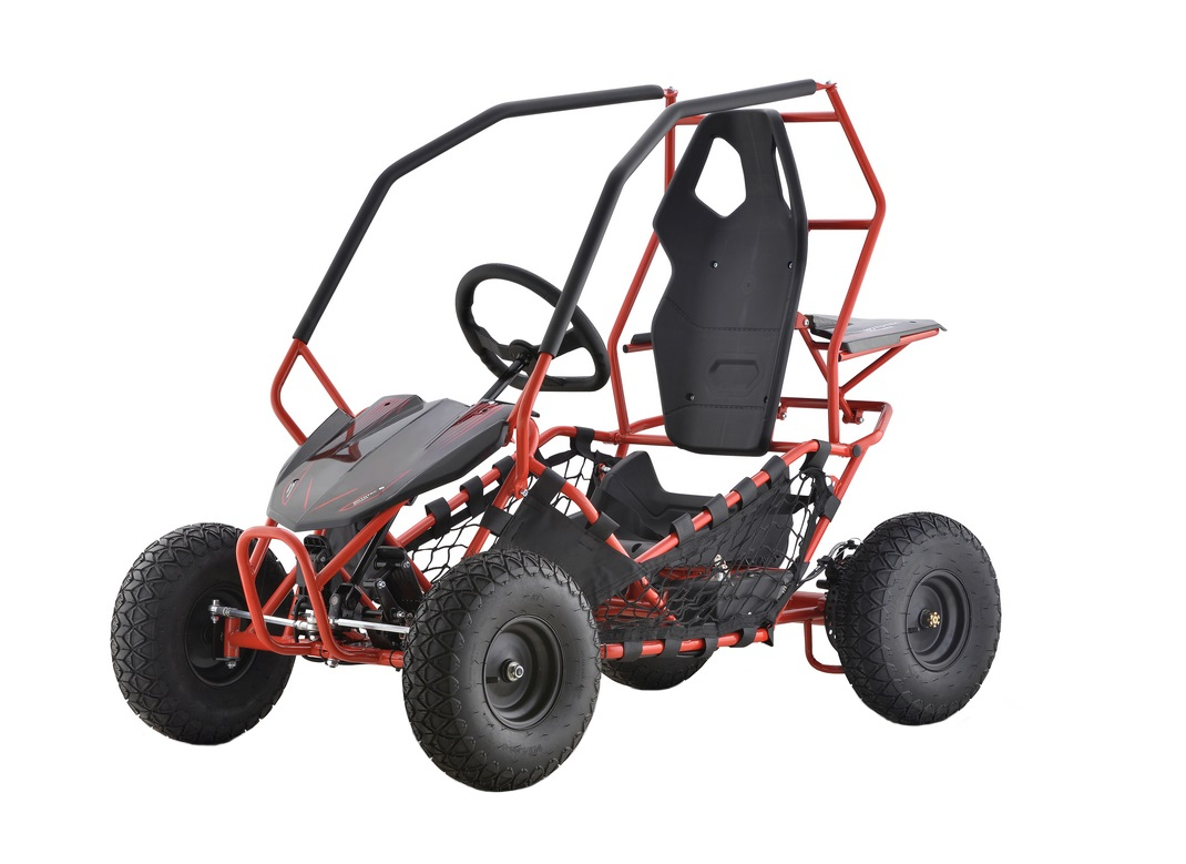 Kids Electric Off Road Buggy Red