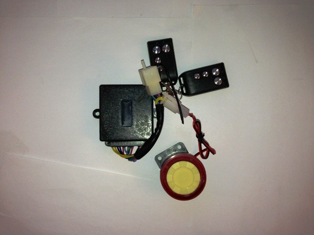 Remote Control Engine Cut Out