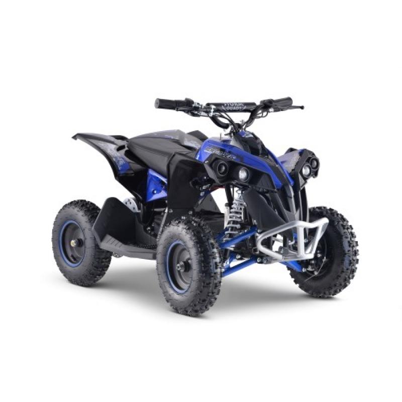 Renegade 1000w 36v Electric Kids Quad Bike - Blue