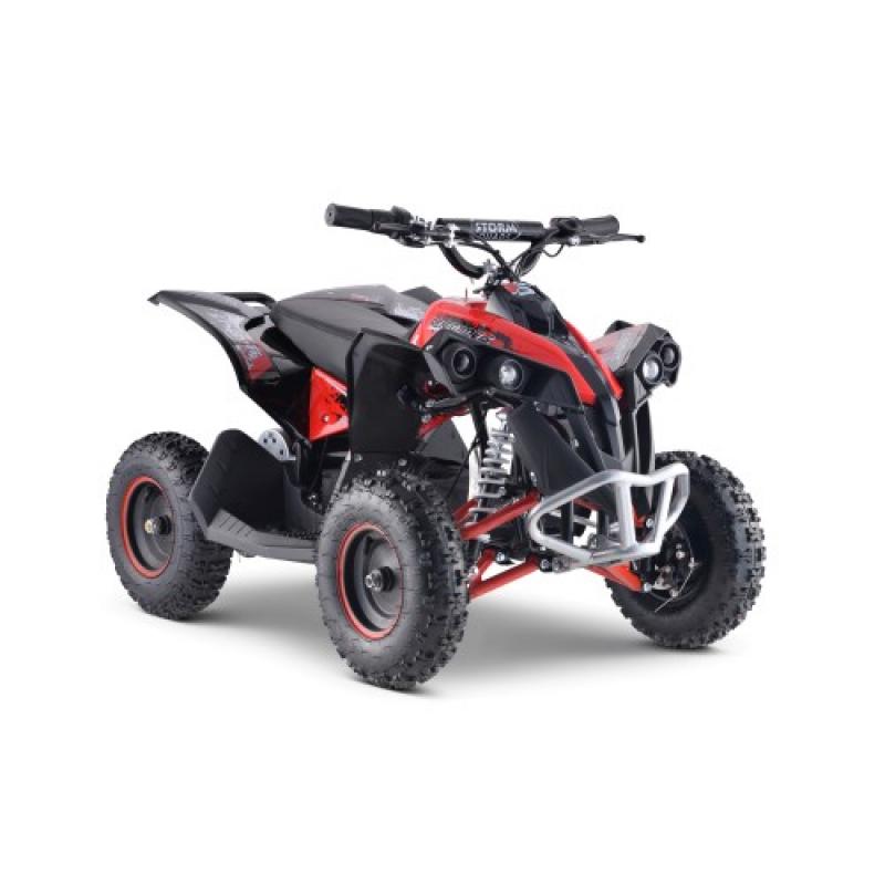 Renegade 1000w 36v Electric Kids Quad Bike - Red