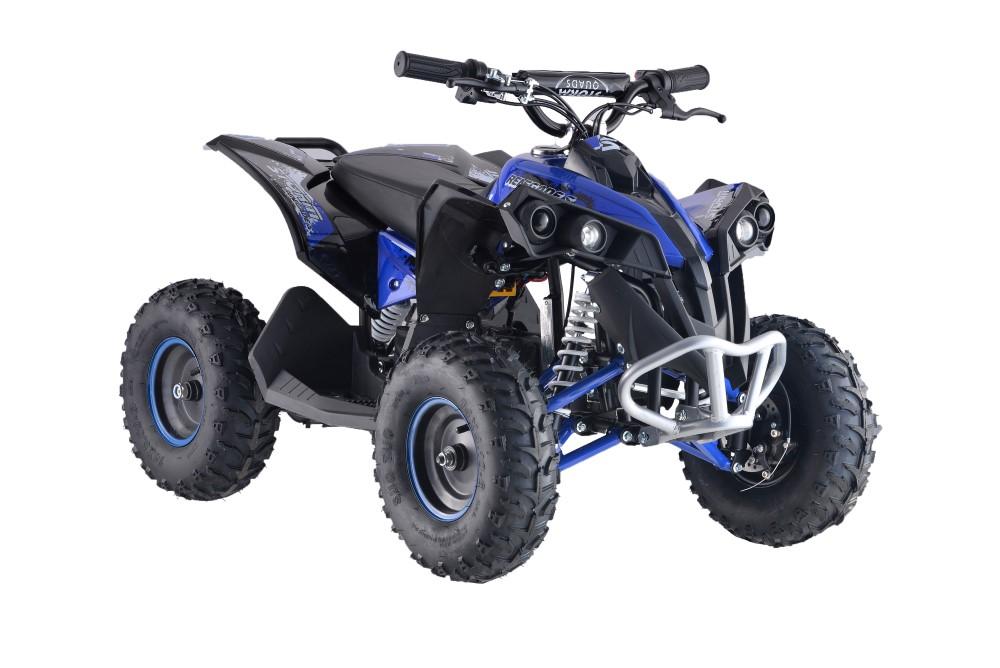 1100w 48v Renegade Brushless Kids Electric Quad Bike
