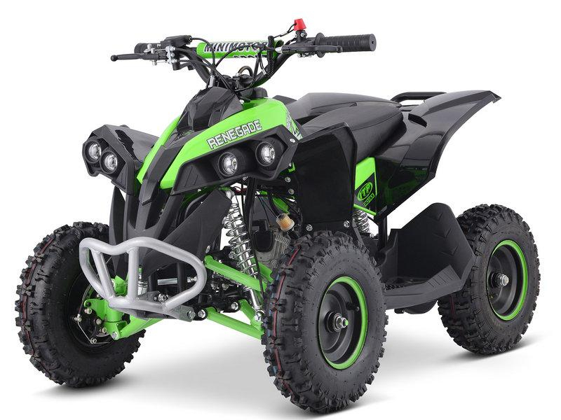 Renegade Kids Electric & Petrol Quads