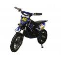 Fully Assembled 500W Kids Mini Dirtbike - 2019 Model - Blue