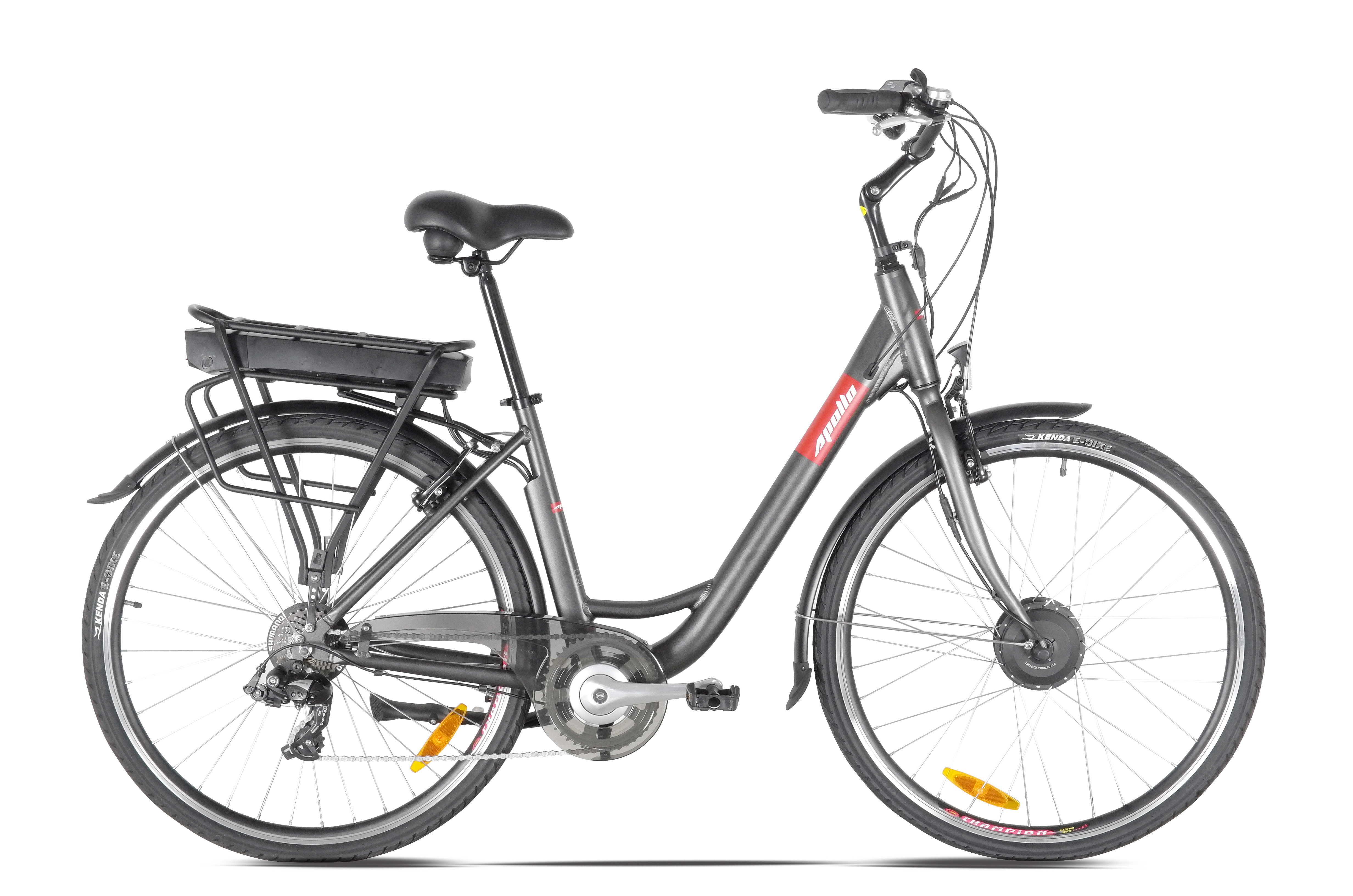 Slim F12-1s 'Classic' Style Electric Bicycle