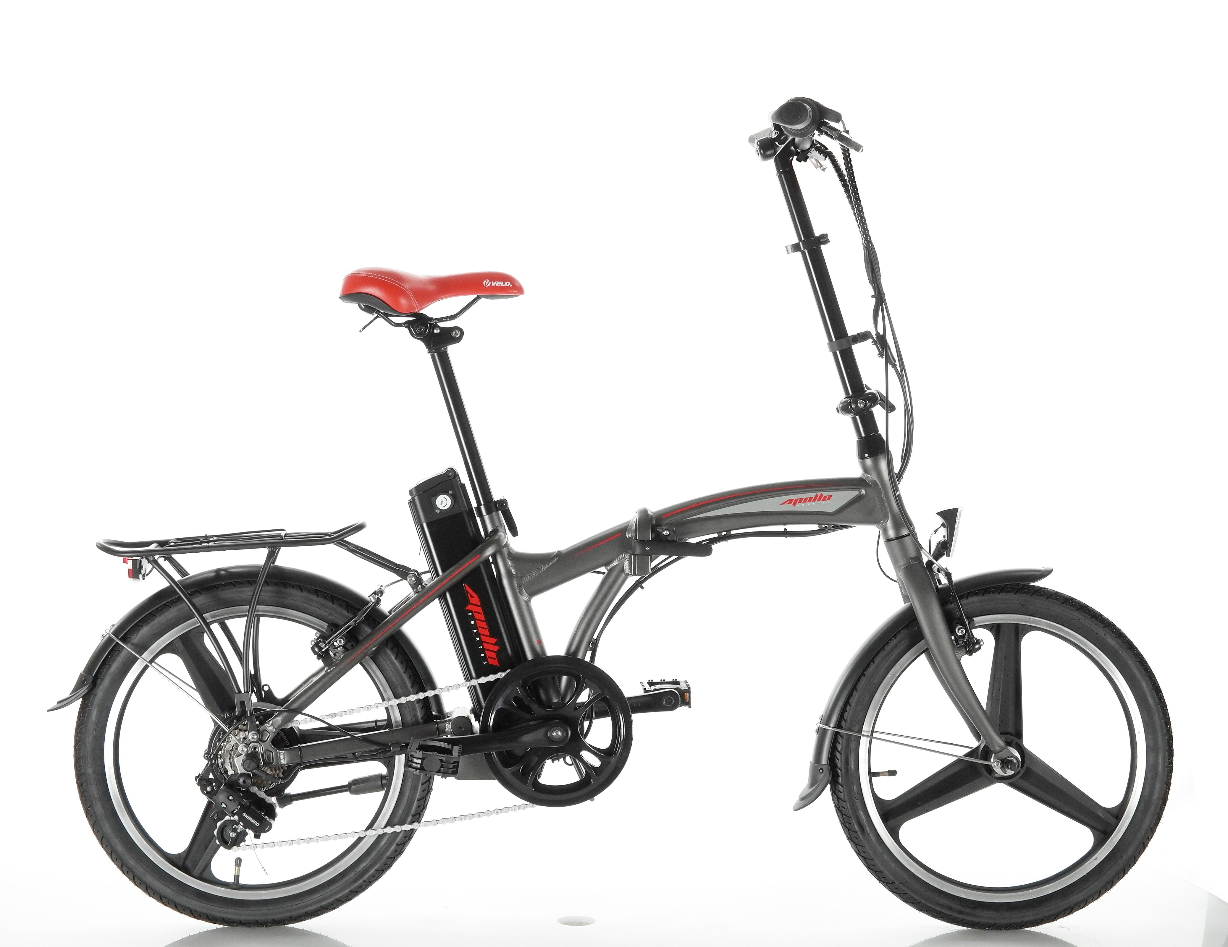 Smart 05 'City' Folding Electric Bicycle