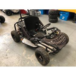SOLD - 1000w Go Kart - Black (Spares & Repairs)