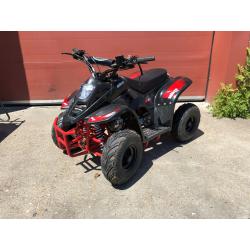 SOLD - Used Mikro VRX70 Kids Quad Bike - Black