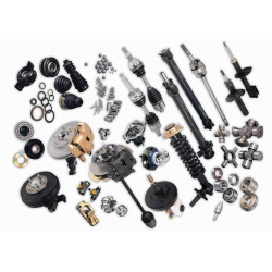 Spare Parts, Manuals & Service Products