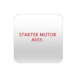 STARTER MOTOR ASSY.