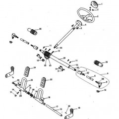 Steering Rack Parts