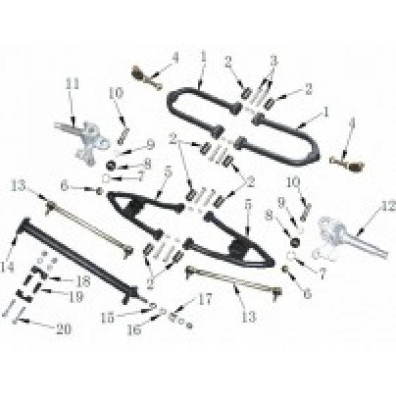 Steering/Suspension Parts